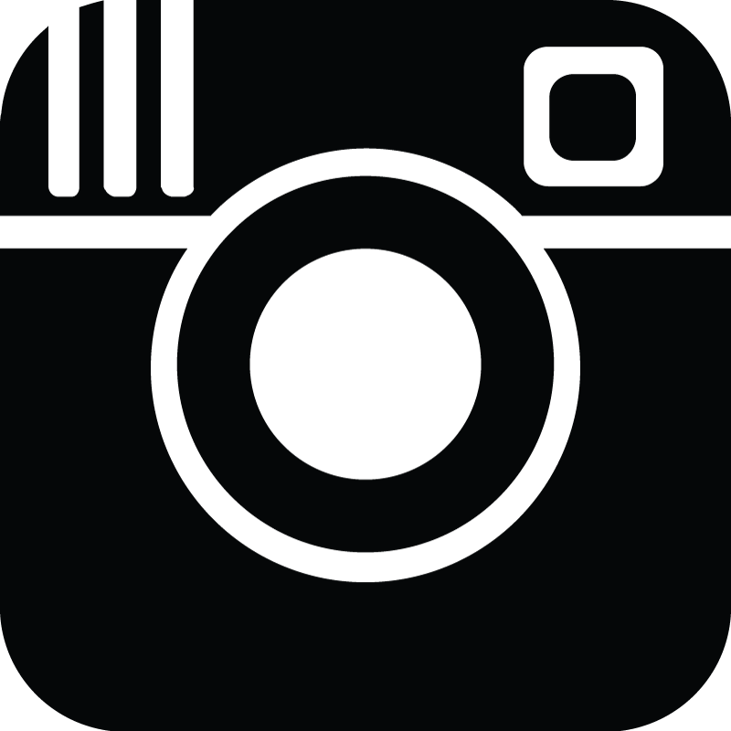 Black Color Instagram Icon Png